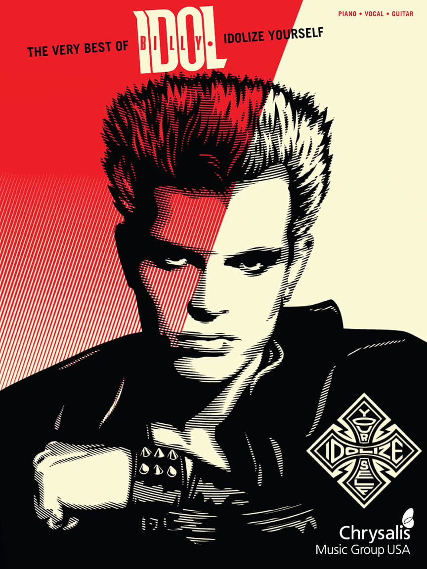 The Very Best of Billy Idol - Billy Idol - laflutedepan.com
