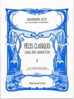 Pièces Classiques Volume 1 - Partition - laflutedepan.com