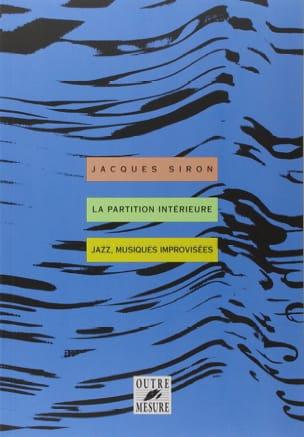 La Partition Intérieure Jacques Siron Livre Harmonie - laflutedepan