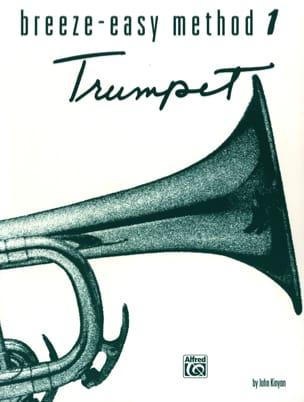 Breeze-Easy Method 1 John Kinyon Partition Trompette - laflutedepan