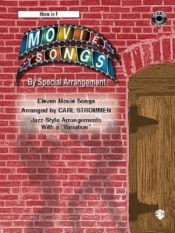 Movie Songs Partition Cor - laflutedepan