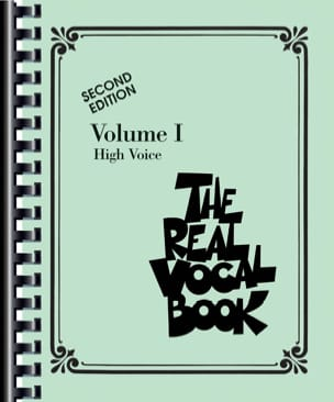 The Real Vocal Book Volume 1 - High Voice Second Edition laflutedepan