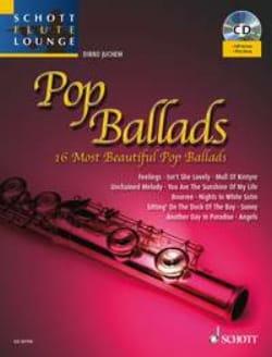 Pop Ballads Partition Flûte traversière - laflutedepan
