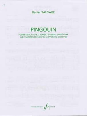 Pingouin - Daniel Sauvage - Partition - laflutedepan.com