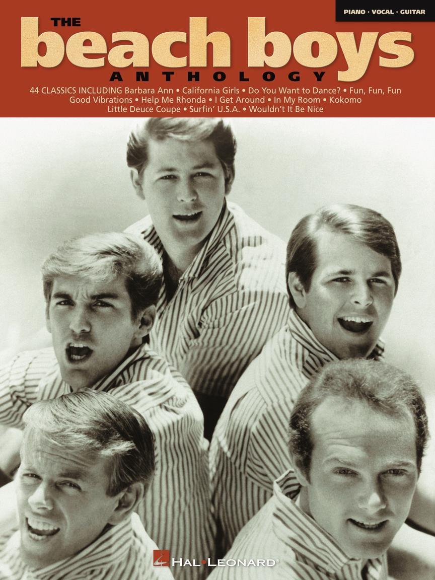 The Beach Boys Anthology - The Beach Boys - laflutedepan.com