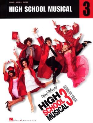 High School Musical 3 DISNEY CHANNEL Partition laflutedepan