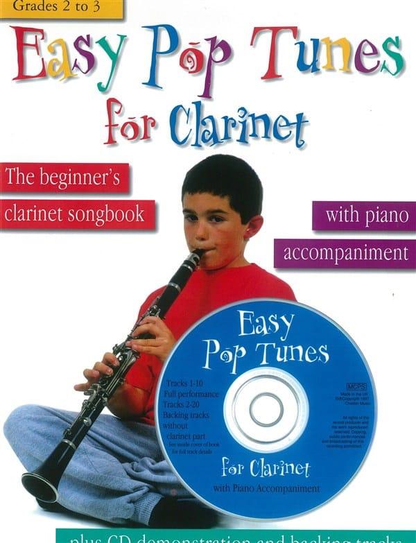 Easy Pop Tunes For Clarinet - Partition - laflutedepan.com