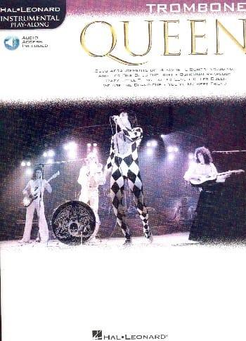 Queen - Trombone - Queen - Partition - Trombone - laflutedepan.com
