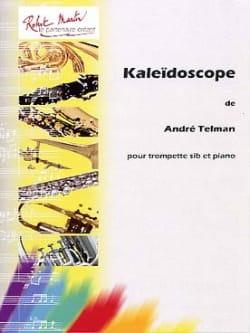 André Telman - Kaleidoscope - Partition - di-arezzo.com