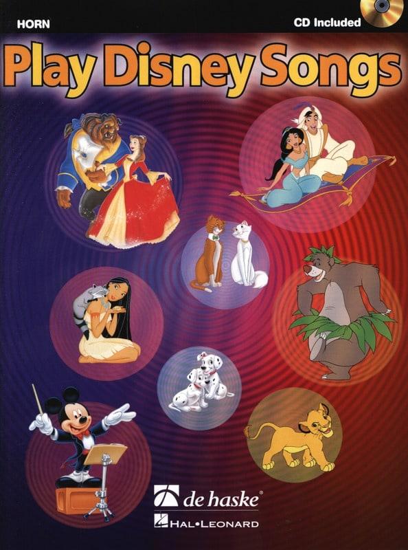 Play Disney Songs - DISNEY - Partition - Cor - laflutedepan.com