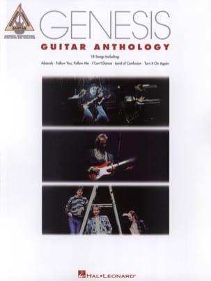 Genesis Guitar Anthology Genesis Partition Pop / Rock - laflutedepan