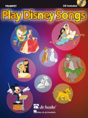 Play Disney songs - DISNEY - Partition - Trompette - laflutedepan.com