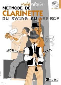 Méthode de Clarinette du Swing Au Be-Bop laflutedepan