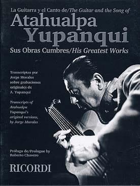 Sus Obras Gumbres - His Greatest Works Atahualpa Yupanqui laflutedepan