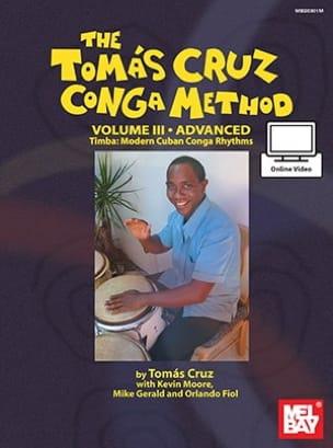 Tomas Cruz Conga Method : Volume 3 - Advanced Tomas Cruz laflutedepan