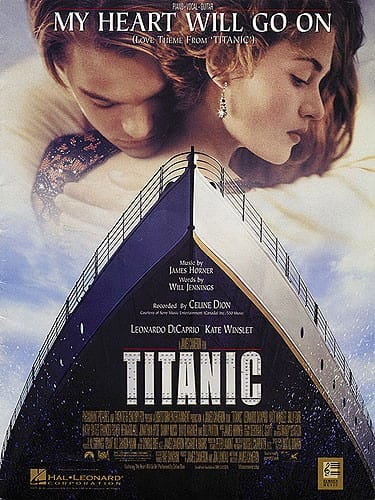 My Heart Will Go On Film Titanic - laflutedepan.be