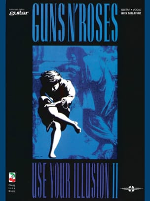 Use Your Illusion 2 Guns N' Roses Partition Pop / Rock - laflutedepan