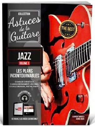 Astuces de la Guitare Jazz Volume 1 COUP DE POUCE laflutedepan