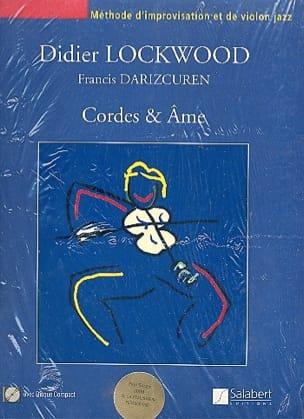 Cordes Et Ame Méthode d'Improvisation et de Violon Jazz laflutedepan