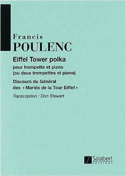 Francis Poulenc - Eiffel Tower Polka - Partition - di-arezzo.com