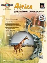 Drum Atlas - Africa - John Marshall - Partition - laflutedepan.com