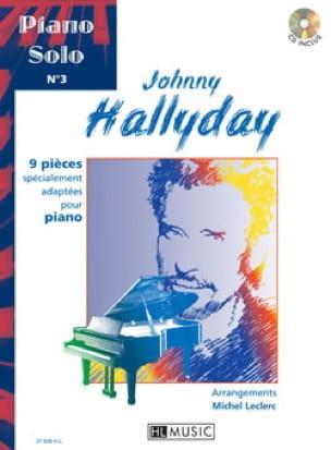 Piano Solo N° 3 - 9 pièces spécialement adaptées pour piano - laflutedepan.com