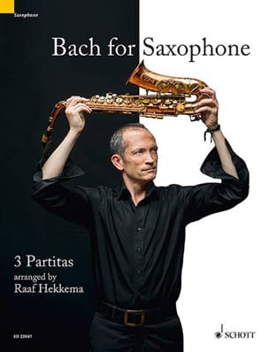 Bach for Saxophone BACH Partition Saxophone - laflutedepan