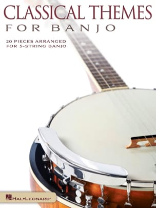 Classical Themes for Banjo Partition Guitare - laflutedepan