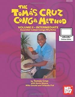 The Tomas Cruz Conga Method - Volume 2 Tomas Cruz laflutedepan