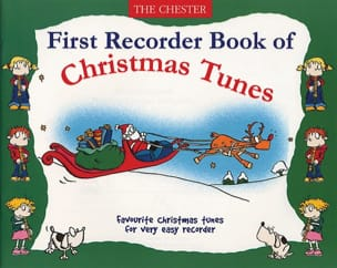 First Recorder Book Of Christmas Tunes Noël Partition laflutedepan