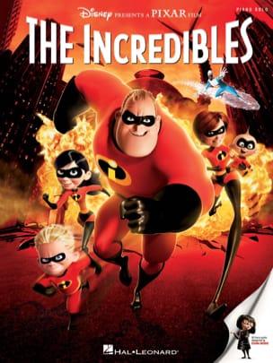 Les Indestructibles - Musique du Film DISNEY / PIXAR laflutedepan