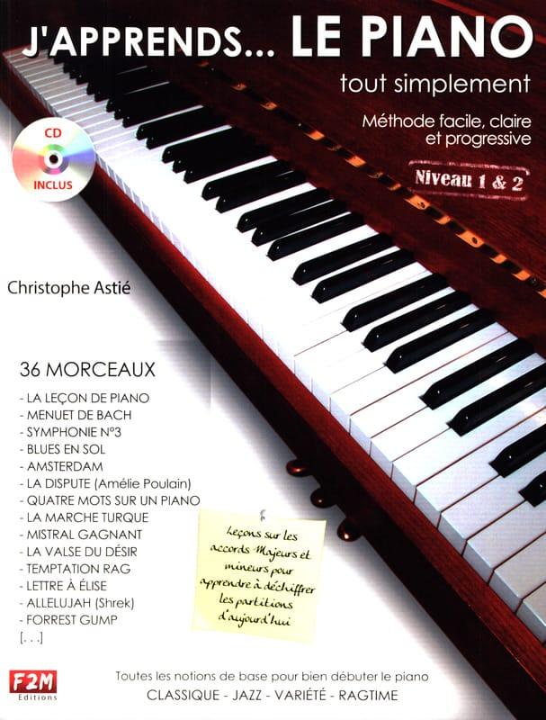 J'apprends... le piano tout simplement - laflutedepan.com