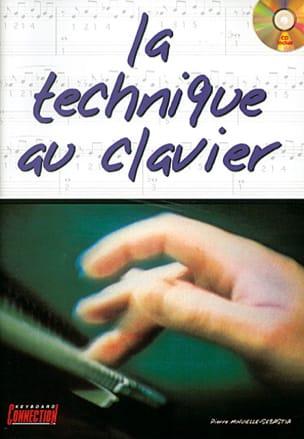 La technique au clavier Pierre Minvielle-Sebastia laflutedepan