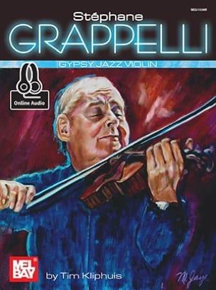 Grappelli Stéphane Gypsy Jazz Violin Tim Kliphuis laflutedepan