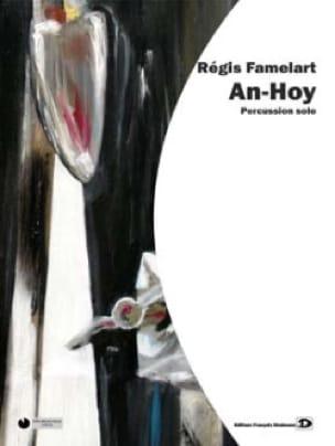 An-Hoy - Régis Famelart - Partition - laflutedepan.com