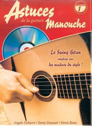 Astuces de la guitare manouche volume 1 COUP DE POUCE laflutedepan