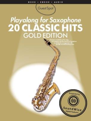 Guest Spot - 20 Classic Hits Playalong For Saxophone laflutedepan