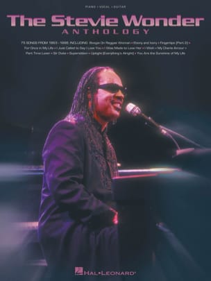 The Stevie Wonder Anthology Stevie Wonder Partition laflutedepan