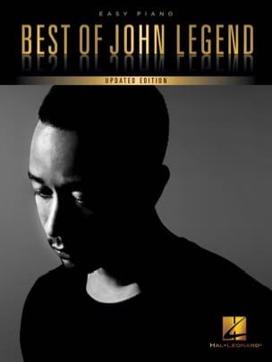 Best of John Legend - Updated Edition Easy Piano laflutedepan