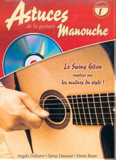 Astuces de la guitare manouche volume 1 - laflutedepan.com