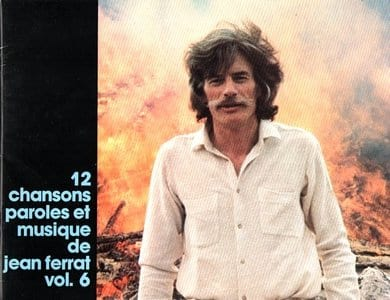 12 chansons - Volume 6 - Jean Ferrat - Partition - laflutedepan.com