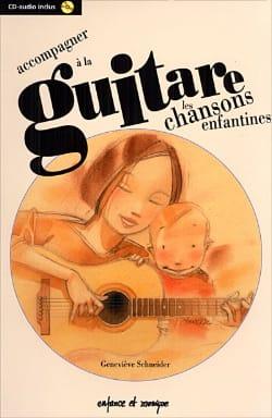 Accompagner à la Guitare les Chansons Enfantines laflutedepan