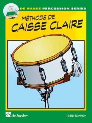 Méthode de Caisse Claire Volume 1 Gert Bomhof Partition laflutedepan