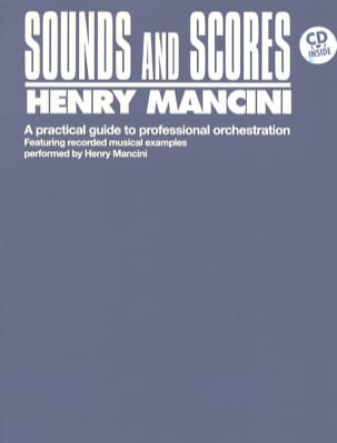 Sounds And Scores MANCINI Livre Harmonie - laflutedepan