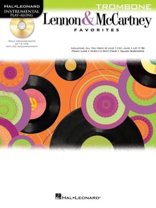 Lennon & McCartney favorites - Instrumental play-along laflutedepan