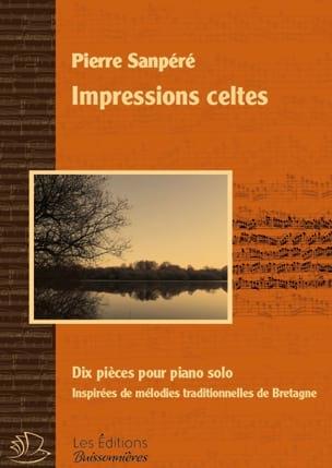 Impressions celtes - Partition - laflutedepan.com