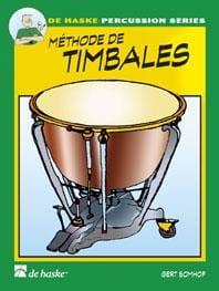 Méthode de Timbales Volume 1 Gert Bomhof Partition laflutedepan
