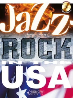 Jazz Rock In The U.S.A. USA James L. Hosay Partition laflutedepan