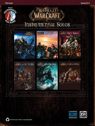 World of Warcraft - Instrumental solos laflutedepan