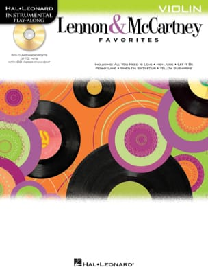 Lennon & McCartney favorites - Instrumental play-along - laflutedepan.com
